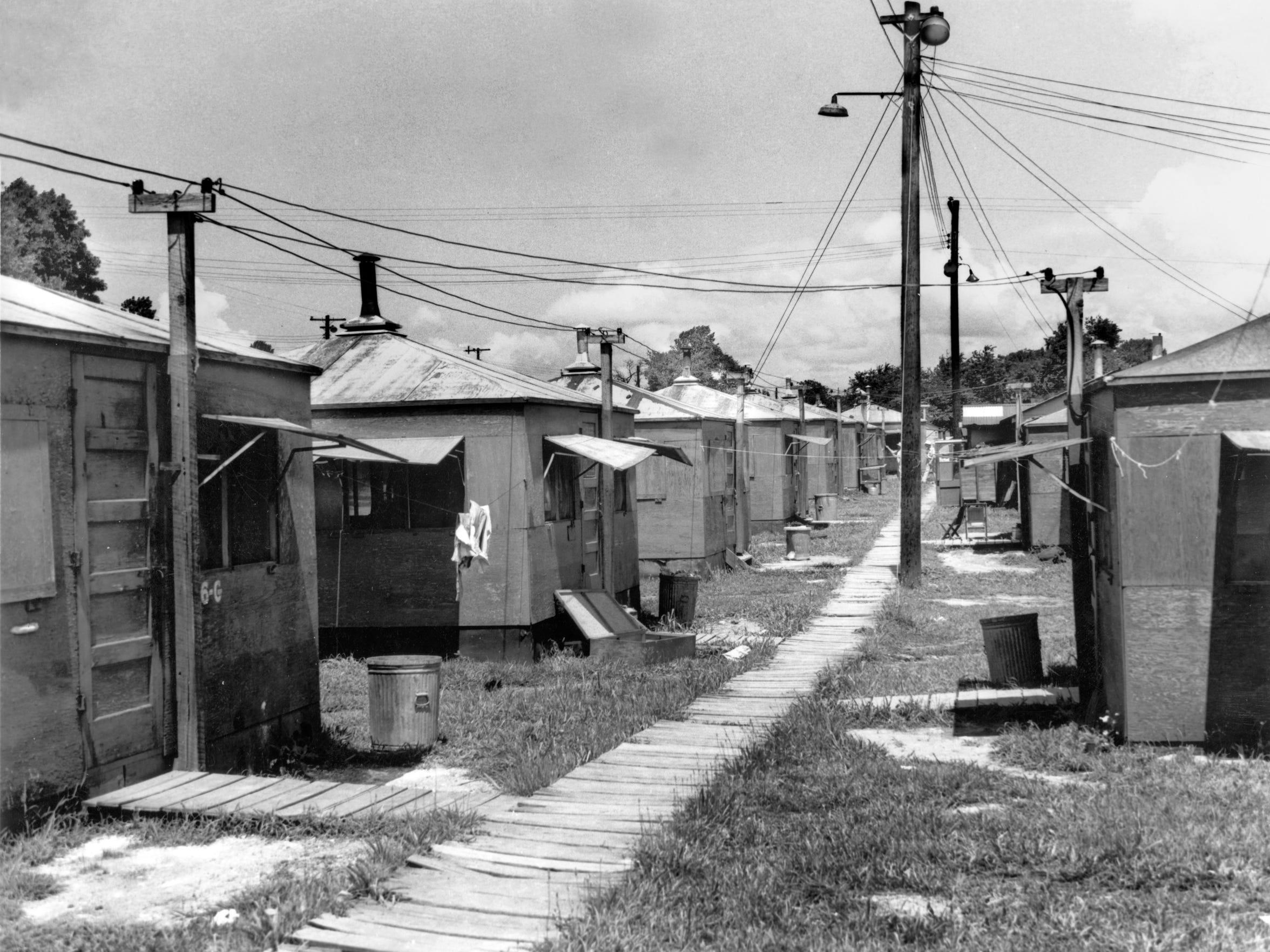 During World War II, African-Americans in Oak Ridge