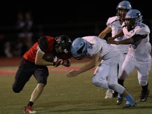 Prep Football highlights: Pleasant Valley 28, Foothill 7.