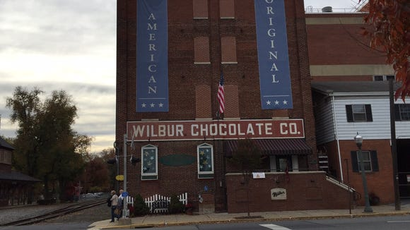 Wilbur Chocolate Co. will no longer operate on this Lititz site in January.