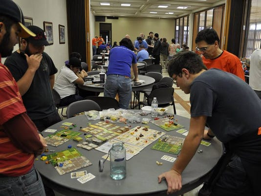 Boarder City Game Convention