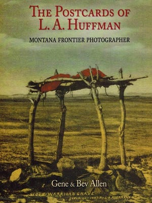 """A book signing for Gene and Bev Allen's book, """"The Postcards of L.A. Huffman"""" will take place at the March Antique Show."""