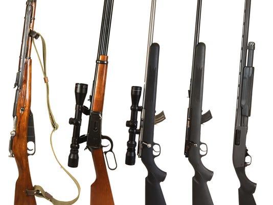 ELM 1130 GUN RAFFLE