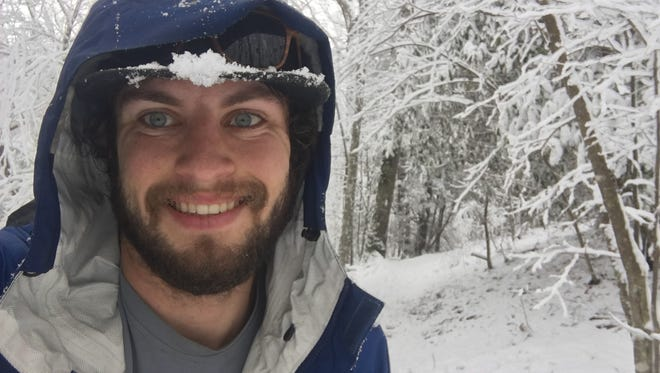 Jeff Garmire, who grew up in Vancouver, Washington, and lived in Salem, is attempting to complete hiking's Triple Crown in just one year — 7,500 miles.