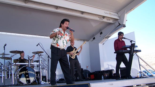 Kenny Cordova and the Olde Rock Band will perform its final show Friday at Southridge Golf Course in Fort Collins.