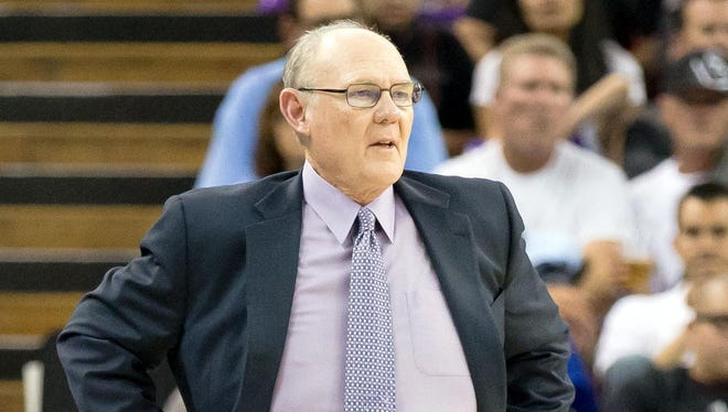 Sacramento Kings coach George Karl could be in jeopardy of losing his job.