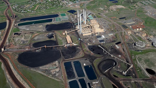 A Montana legislative committee has tabled a bill that would have required two owners of the Colstrip power plant to pay for the economic losses caused by a partial plant shutdown.