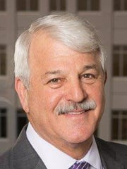 Collier County Commissioner Burt Saunders