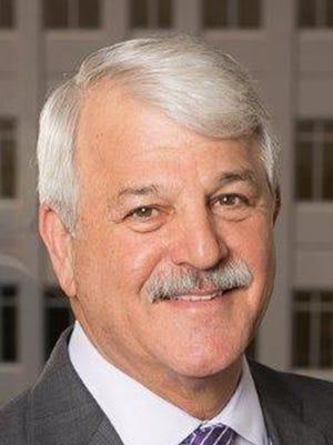 Collier County Commissioner Burt Saunders