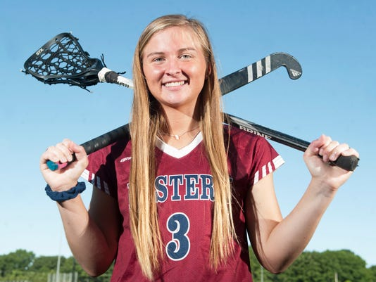 Female Athlete of the Year: Kara Heck, Eastern