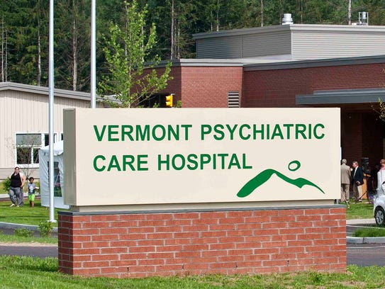The 25-bed Vermont Psychiatric Care Hospital in Berlin.