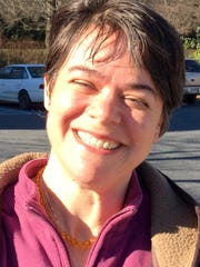 Mary Rebekah Hadfield, 40, of Staunton said she is