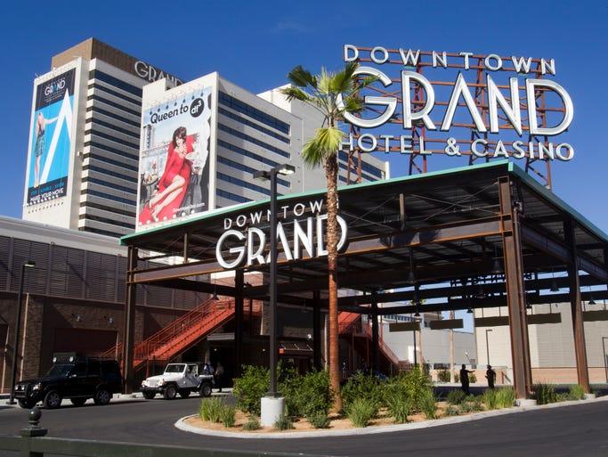 Downtown Grand Hotel Las Vegas Reviews