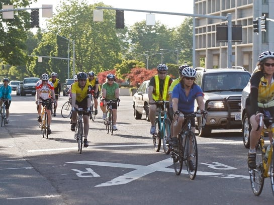 TheRide of Silencebike rally to honor fallen and injured cyclists will ride in Salem Wednesday, May 16.