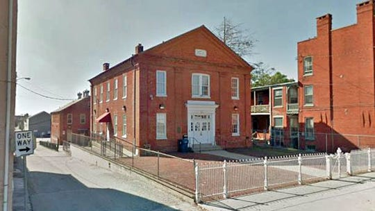 The Duke Street School, courtesy of Google Maps.