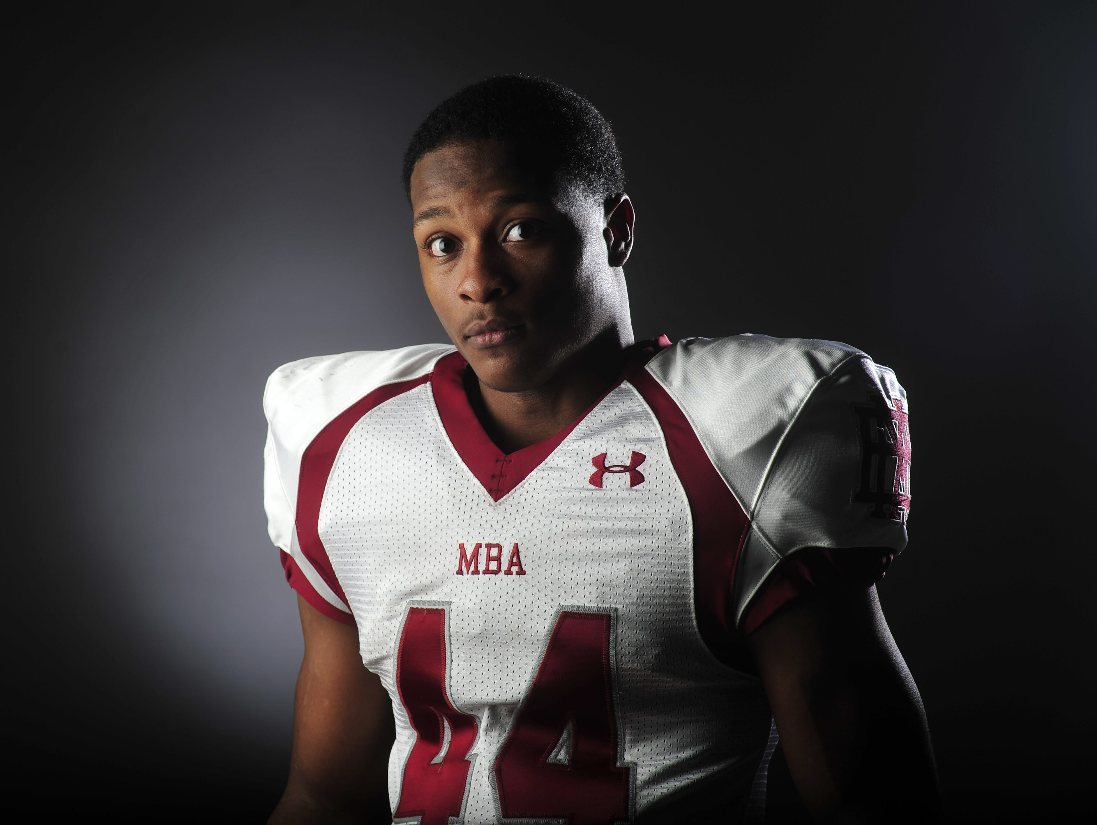 MBA running back Ty Chandler is No. 2 on this year's Dandy Dozen.