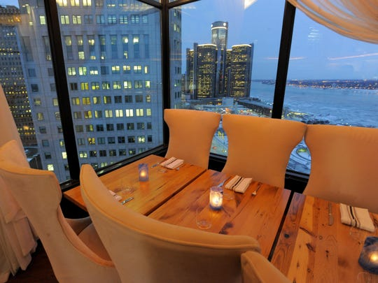 Top of the Pontch is one of 26 participants of Detroit Restaurant Week, taking place Feb. 3-12.