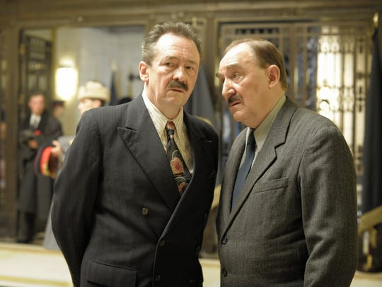 "Dermot Crowley (left) and Paul Whitehouse star in ""The"