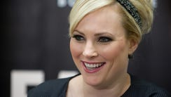 Meghan McCain was returning to Arizona this week to
