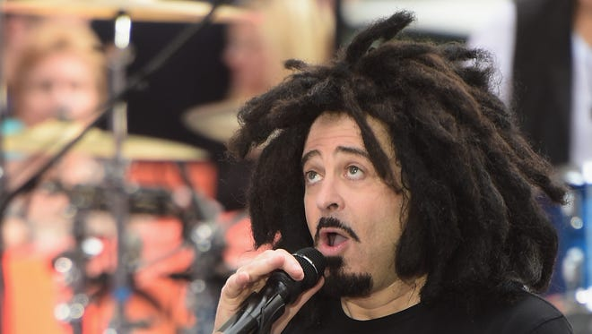Adam Duritz will perform with Counting Crows on Dec. 12 at Old National Centre.