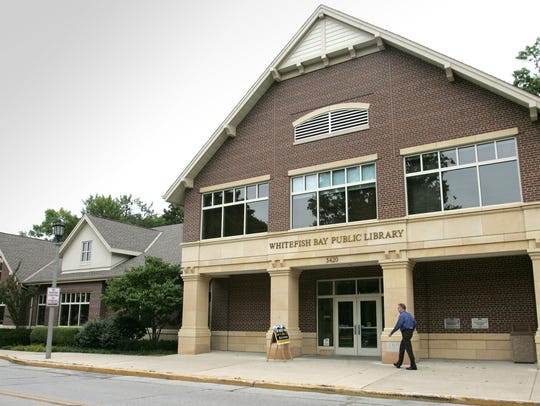The Whitefish Bay Public Library will be among the