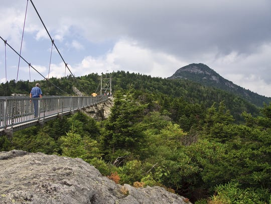 Grandfather Mountain, N.C.