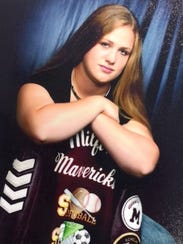Sara Cupp was a standout for Milford in softball and