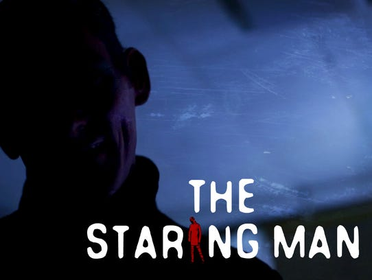 "The premiere party for ""The Staring Man"" will be Feb."