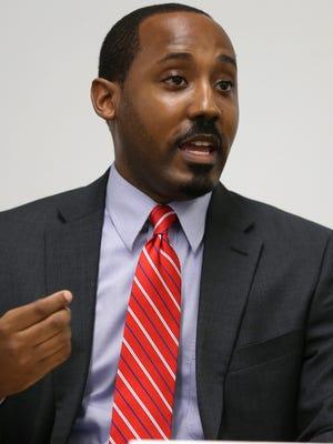 Rep. Ramon Alexander, D-Tallahassee