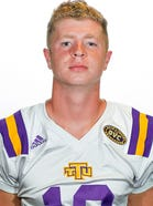 Tennessee Tech freshman kicker Nick Madonia is the OVC co-specialist of the week along with Tennessee State's Lane Clark.
