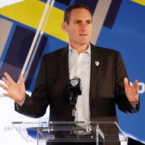 Commissioner Larry Scott and the Pac-12 announced a set of reforms Monday that are intended to make the lives of their athletes better.