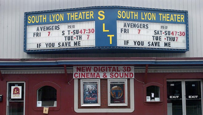 The South Lyon Theater went up for sale last summer. It sold in December.