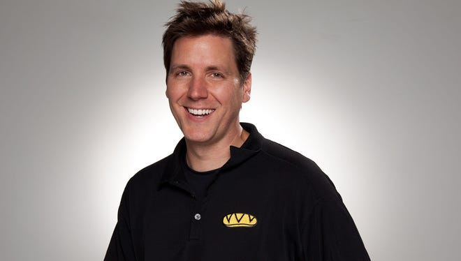 Which Wich Superior Sandwiches was founded in Dallas in late 2003 by restaurant entrepreneur Jeff Sinelli. He is the founder and CEO.