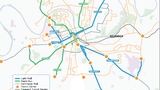 A look at the numbers in the Nashville transit plan