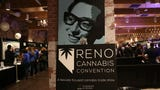More than 100 vendors met for the inaugural Reno Cannabis Convention held at Whitney Peak Hotel on April 7, 2018.