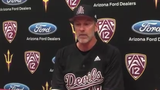 ASU baseball coach salutes fans for support in blowout loss to USC