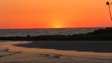 Valerie Harbin was aboard the Naples Princess when she filmed the sunset and captured a green flash. (Video courtesy Valerie Harbin)