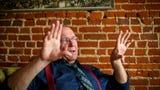 "Big-city editors label Bob Leonard of Knoxville the ""Trumpland translator."""