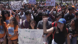 Phoenix-area students with March for Our Lives occupy the Capitol demanding stricter gun-control laws.