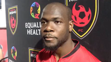 Rising FC forward Billy Forbes talks about his stellar performance to salvage a tie at home.
