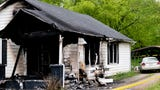 Scenes from fatal Alcoa house fire