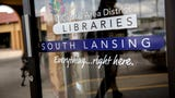 South Lansing Capital Area District Libraries branch head librarian Melissa Cole sees the south side as 'an exciting place to be.'