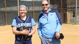 Local sports columnist Darren Cooper chats with Waldwick softball's Ashley Buschgans in the latest 'On Deck' segment.