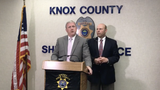 The Knox County Sheriff's Office is holding a news conference about the shooting that killed 18-year-old Mekhi Luster in Southwest Knox County last night. Authorities have identified the suspect as Isaiah Styles, who is also 18.
