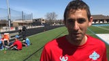 Lansing United coach and GM Nate Miller talks about LanU's move to the PDL and starting practice with his newborn child still in the hospital.