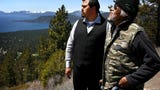 Neil Mortimer, chairman of the Washoe Tribe of Nevada and California, explains why the tribe wants to reclaim land in the Lake Tahoe Basin.