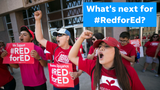 #RedforEd has made its case to lawmakers and got only a bit of what teachers wanted. Is it finally ready to make its case to voters?