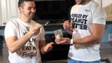 Sam Lepak and Evan Laird started a peanut butter company, Pintful, selling a protein-packed spread.