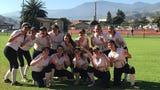 Samantha Goodcase hit a three-run home run and Erin Brown struck out 11 as La Reina High softball edged Santa Paula, 3-1, in TVL softball title game