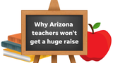 Neither this year's budget nor a proposed income tax increase will raise enough cash to significantly boost teacher pay.