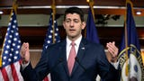 Speaker of the House, Paul Ryan weighed in on the viral debate over an audio clip that has taken over social media.